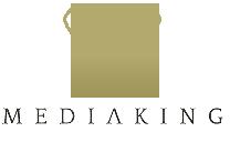 Mediaking logo