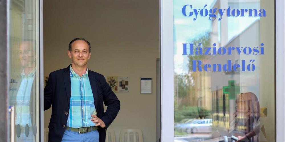 Interjú dr. Szabó András pécsi orvossal