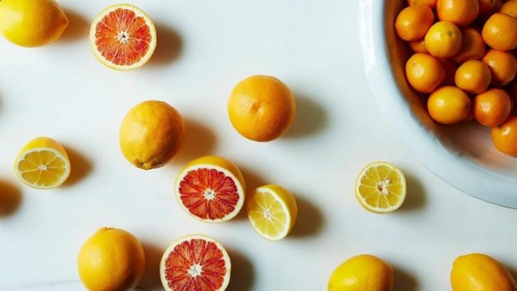 A tél gyümölcsei- a narancs és a mandarin