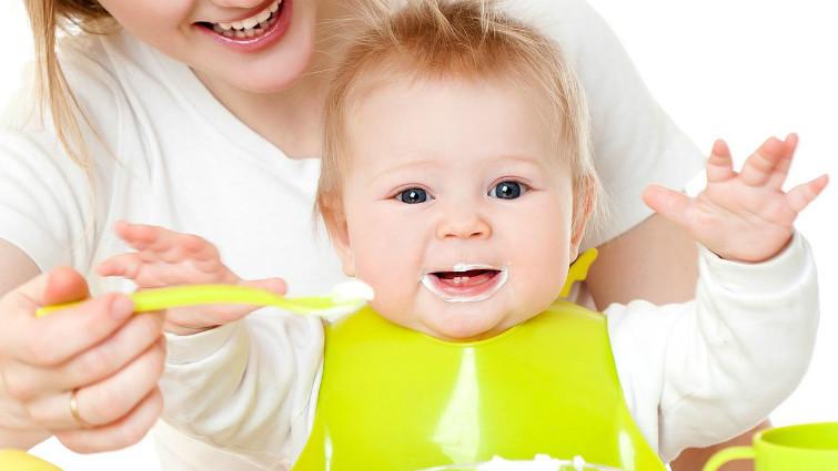 A csecsemőtáplálás