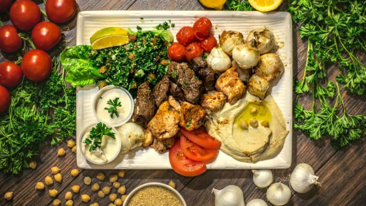 A mediterrán étrend