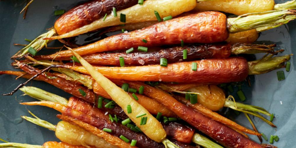 Egészséges recept: Grillezett fűszeres sárgarépa
