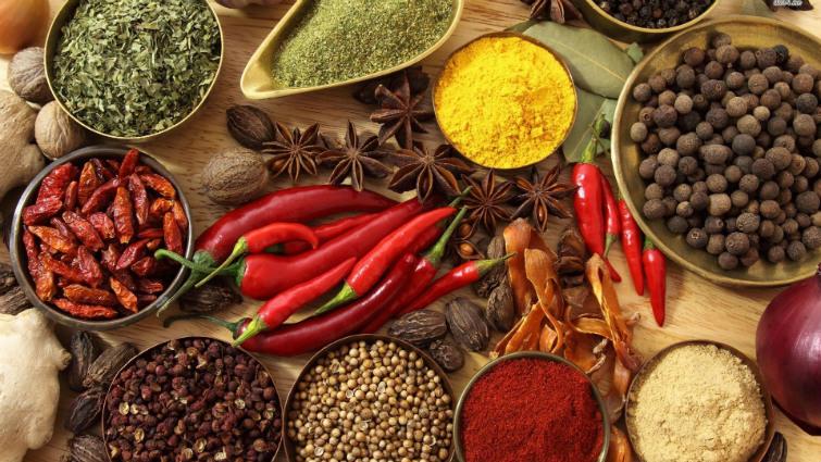 Az étel íze és zamata, vagyis a fűszerek