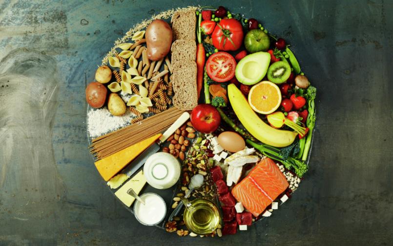 A rostban gazdag táplálkozás