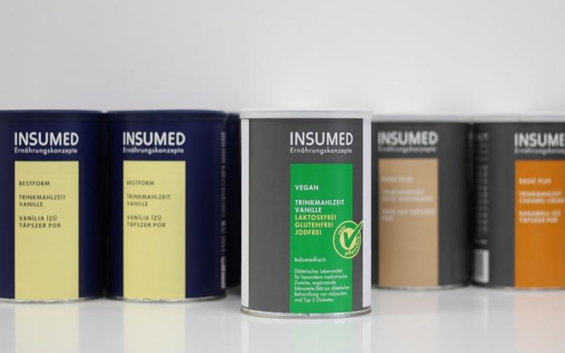 Insumed izomnövelő tápszer