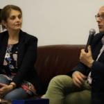 Ifjúsági fórum Dr. Szabó Andrással és feleségével, Hertával